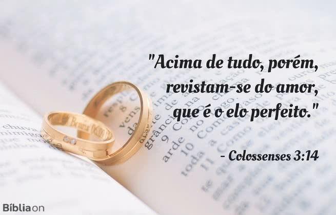 O Elo Perfeito Mensagem Para Casais Biblia Em 2020 Mensagem
