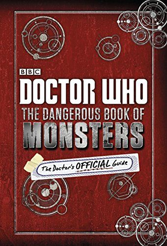 Dr. Who : the dangerous book of monsters