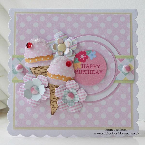 Craftwork Cards Seaside Summer
