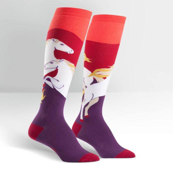 Socks for living