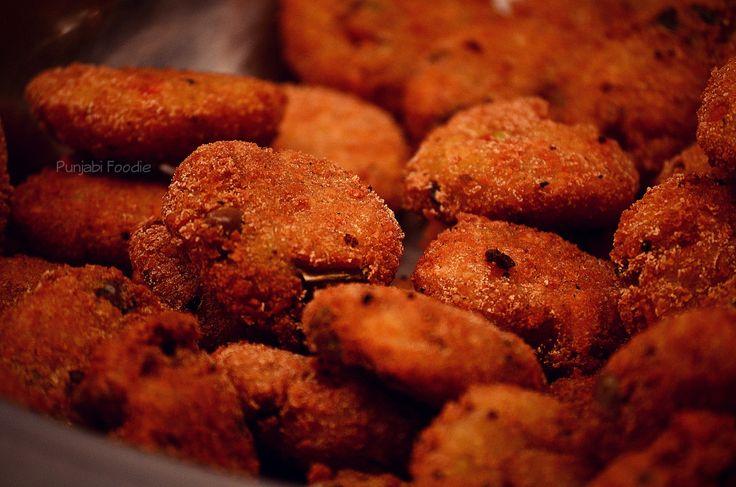 Vegetable Kebab !!! #kebab #indiadishes #indiandish #indiacooks #punjabifood #punjablove #ludhianafood