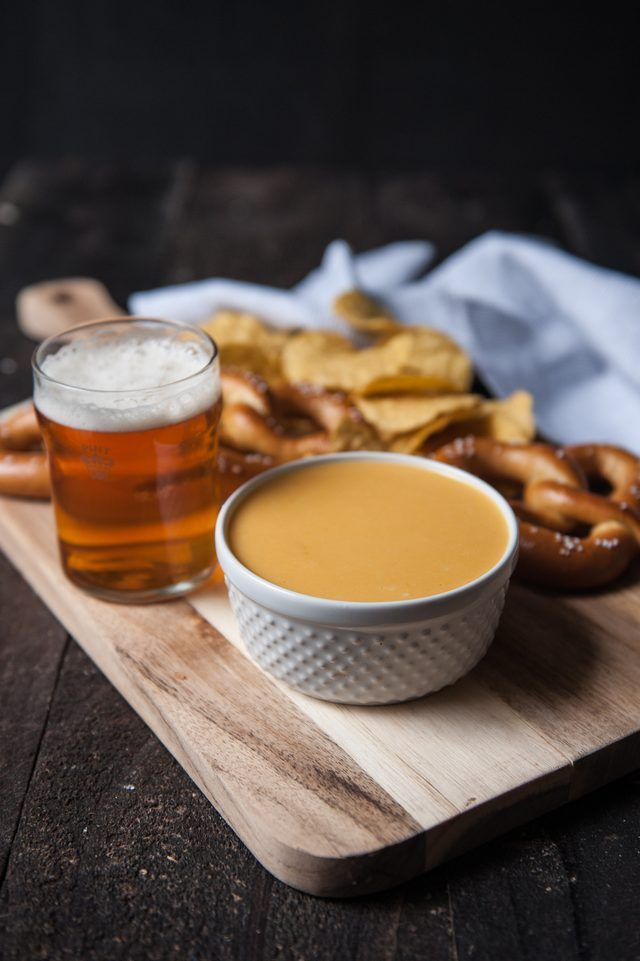 Making beer cheese sauce from scratch is simple and easy with this step by step tutorial that includes photos.
