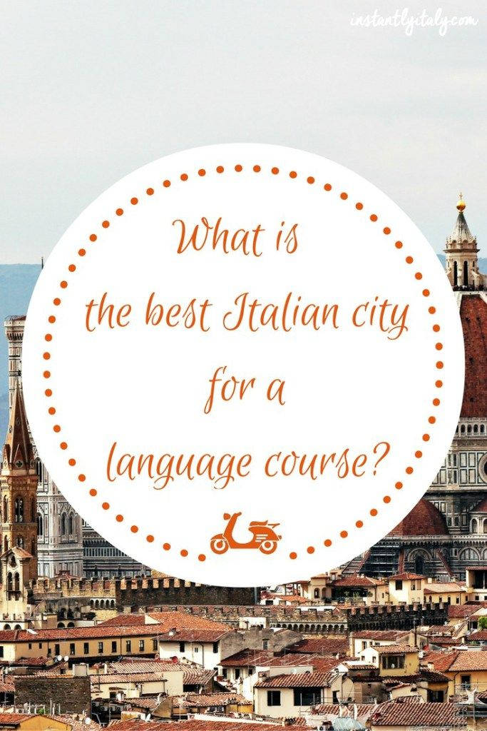 What should I take into consideration when choosing an Italian city for my language course abroad? How can I make the perfect choice? If you have been struggling with such topic, this is the perfect post for you. It contains all the things you should think of when making your choice.