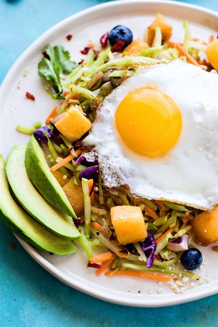 Кето диета завтраки