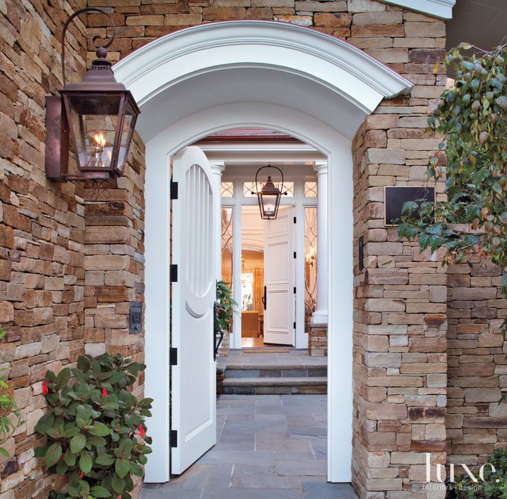 Courtyard Entry Collection And House: 1006 Best Luxe 2 Images On Pinterest