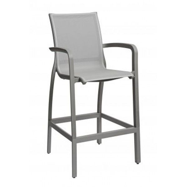 Our Sunset barstool features the same technopolymer material that the Sunset armchair features, meaning it's built to last. This barstool has a chic and modern design that is sure to leave a positive impression on your guests. Order online today at http://contractfurniture.com/product_detail.php?prodID=10785 or call us 1.800.507.1785