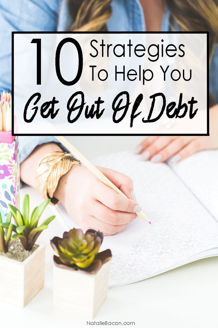 get out of debt quick