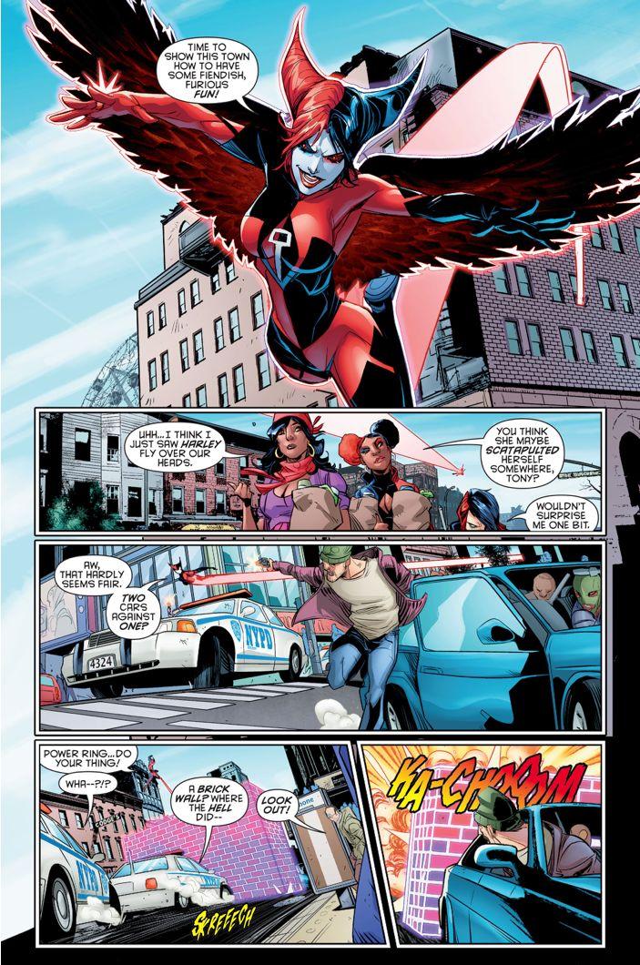 10 Best Images About Harley Quinn On Pinterest Wonder