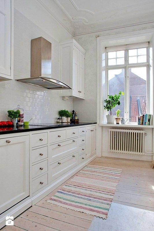 Kuchnia styl Skandynawski - zdjęcie od Casa Bianca