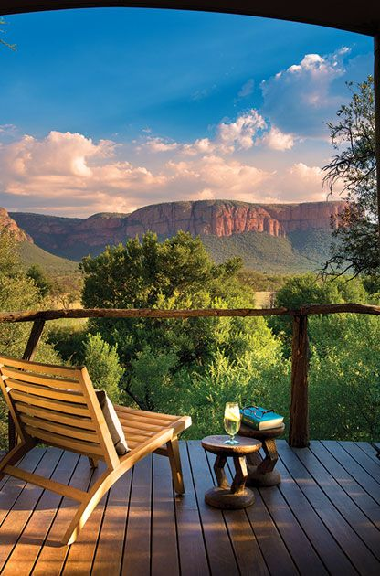 Marataba Safari Lodge - Marakele National Park, South Africa.
