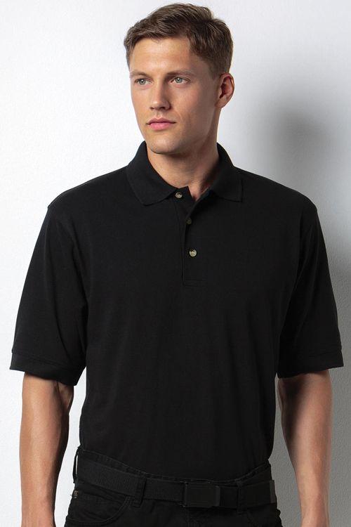 Tricou polo de bărbați Chunky Kustom Kit din 65% poliester și 35% bumbac #tricouri #polo #personalizate #brodate #promotionale