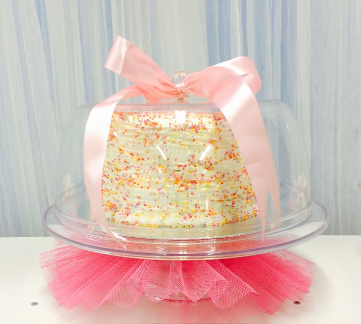 4th birthday ballerina cake