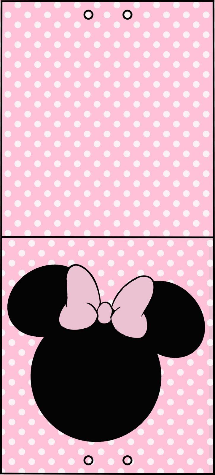 http://montandoaminhafesta.blogspot.com.br/2013/06/minnie-rosa-e-preto.html