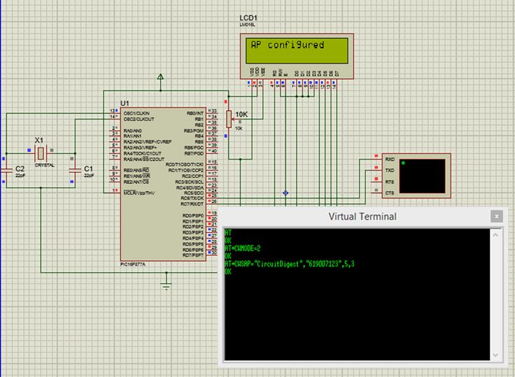 90 Best Images About Microcontroller Projects On Pinterest