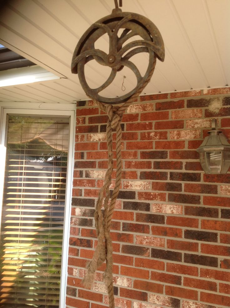 17 Best Images About Barn Pulley On Pinterest Industrial