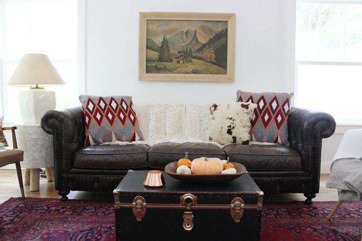 Tis Autumn Living Room Fall Decor Ideas: 17 Best Ideas About Fall Living Room On Pinterest