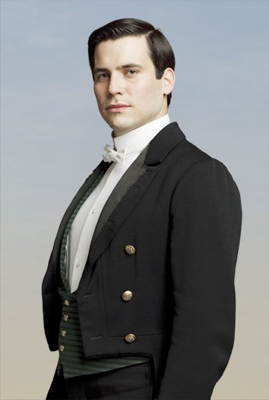 Thomas Barrow, a mischievous Footman, later Lord Grantham's valet, then underbutler. always plotting