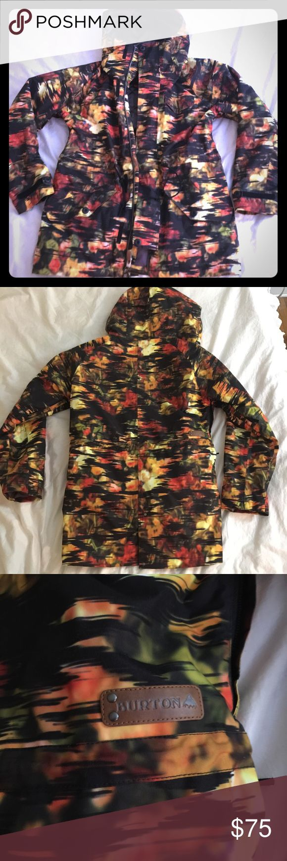 """🏂Holiday Sale⛷ Burton Snowboard Jacket Mens 🛍 EVERYTHING MUST GO!! **Donating closet on 12/31**  ❄️SALE❄️ Burton Ski / Snowboard jacket. Mens Sz Large. Never used. EXCELLENT Condition.   ⭐️⭐️⭐️⭐️⭐️ Top Rated Seller 📦⚡️Fast Shipping (same/next day) Smoke-Free, Pet-Free 🏡 🛍 Bundle for discount Sorry ⛔️ tradesies, every 💵 counts right now ↬ Reasonable offers welcome via """"Offer"""" button Burton Jackets & Coats Ski & Snowboard"""