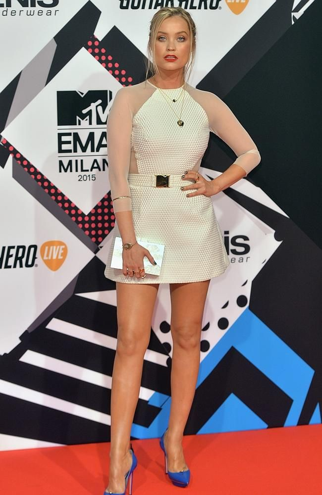 2015 MTV EMAs - Laura Whitmore