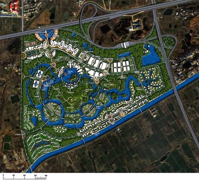Jiangsu Yangzhou Eco Industry and Science Park