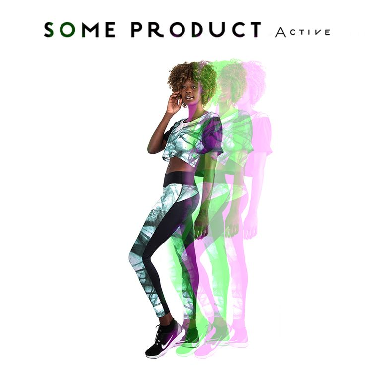 Some Product, Active, Athletic Luxury fashion for Active, Graphic street wear made by Some Product fusing art design and fashion.