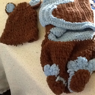 Newborn bear bundle