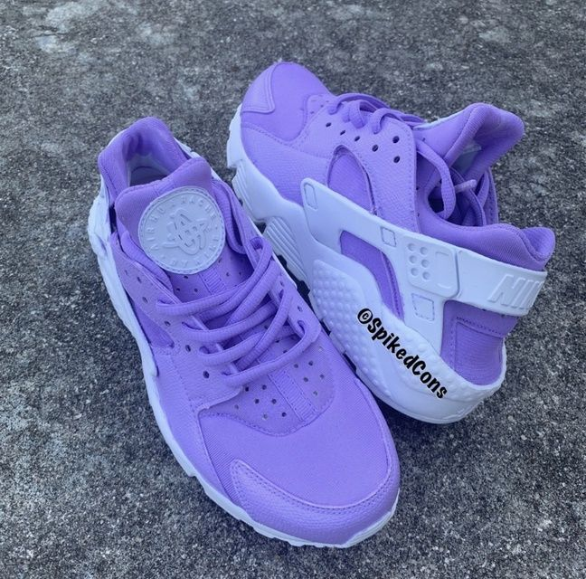 light purple huaraches