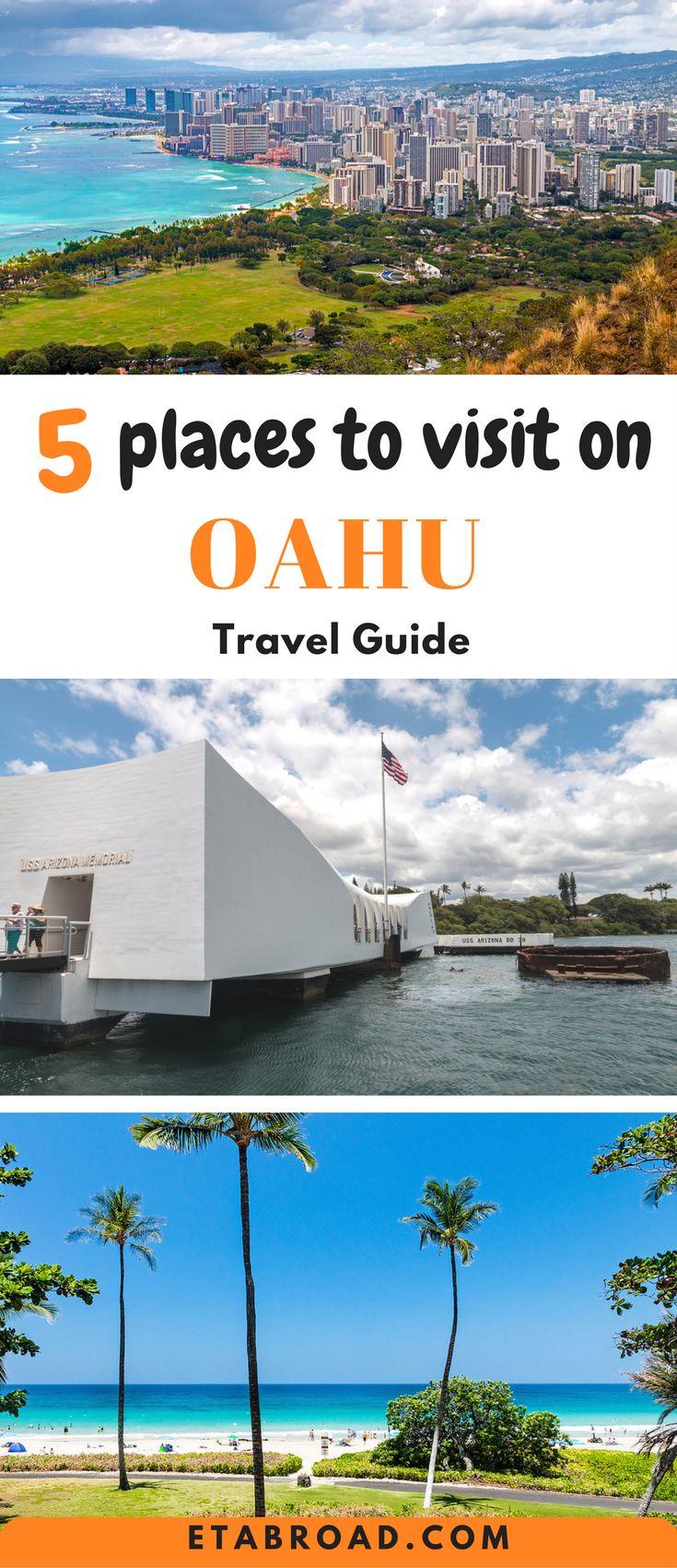 5 things you must do on Oahu, Hawaii