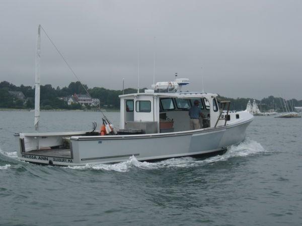 lobster boat duxbury