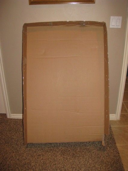 Great Big Cardboard Box