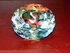 """El Kōh-i-Nūr, que significa """"Montaña de Luz"""" en persa, es un diamante de 108 quilates (21,6 gramos en su corte más reciente), fue en su momento uno de los diamantes más grandes del mundo. El Kōh-i Nūr es originario del estado de Andhra Pradesh en la India al igual que su doble, el Darya-ye Noor (""""Luz del Mar""""). Ha pertenecido a gobernantes hindúes, mogoles, persas, afganos, sikh y británicos, que lucharon amargamente por él en varios puntos históricos y fue tomado como trofeo de guerra una y…"""