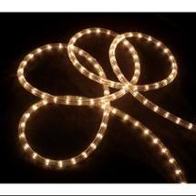 Walmart: 18' Clear Indoor/Outdoor Christmas Rope Lights | $15