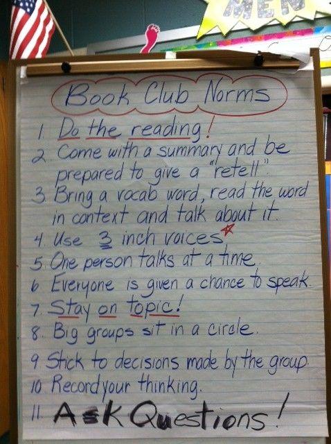 Trying Book Clubs~so far~so good!