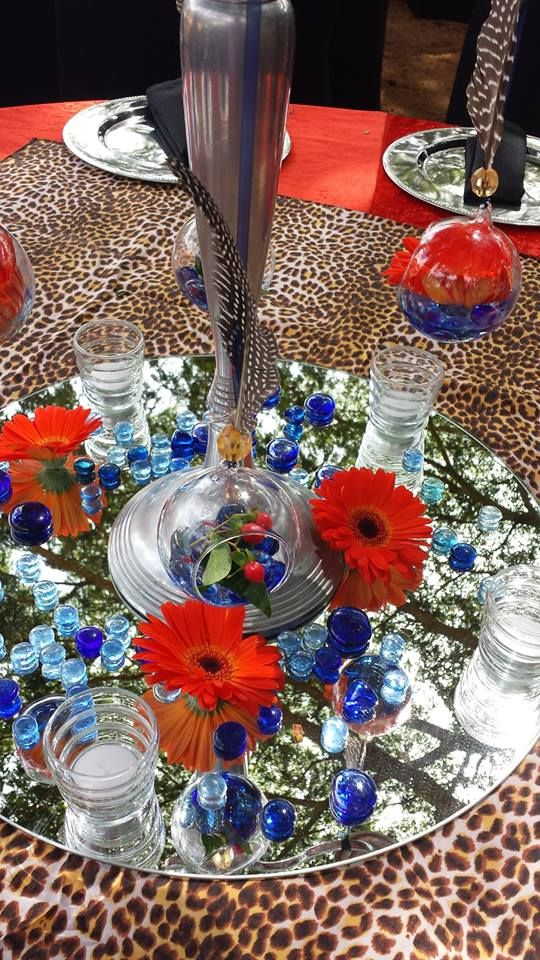 Based in Nelspruit in the scenic Lowveld, I.C.E. Events has been operating for eight years.