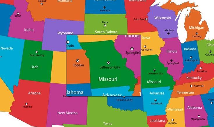 Missouri, Illinois Tornado 2015 Warning Today Strikes Rensselaer