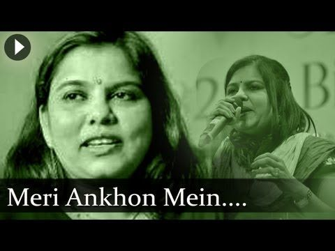 Enjoy this romantic song Meri Aankhon Mai sung by the melodious singer of Bollywood Sadhna Sargam #NAVRecords #BestMusic #Songs #NupurAudio #RomanticSongs
