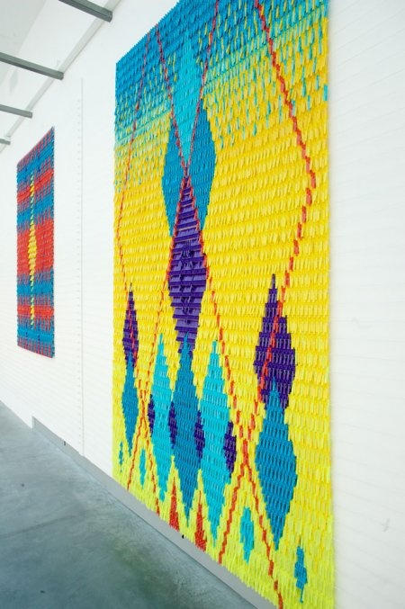 Group of artists who make unexpected carpets