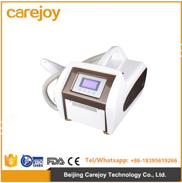 Best quality 1064&532nm Q-Switch ND YAG Laser Tattoo Removal machine