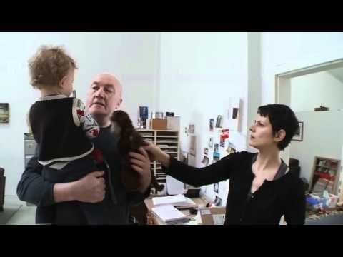 Painter, Sean Scully: 'You never get to Nirvana' - video - YouTube