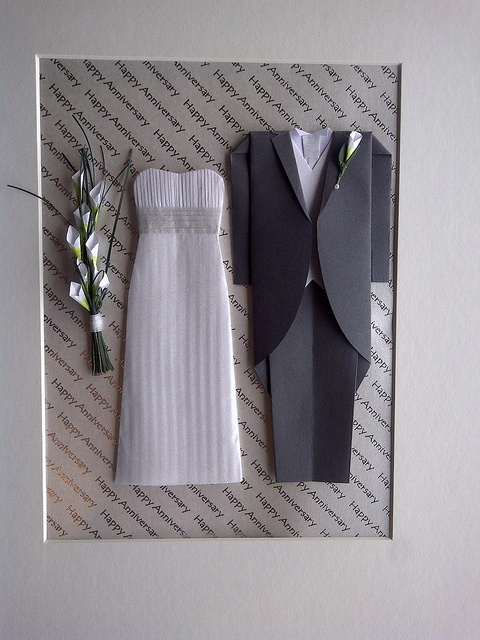 origami wedding outfit | Paper Stuff | Pinterest | Wedding ... - photo#23