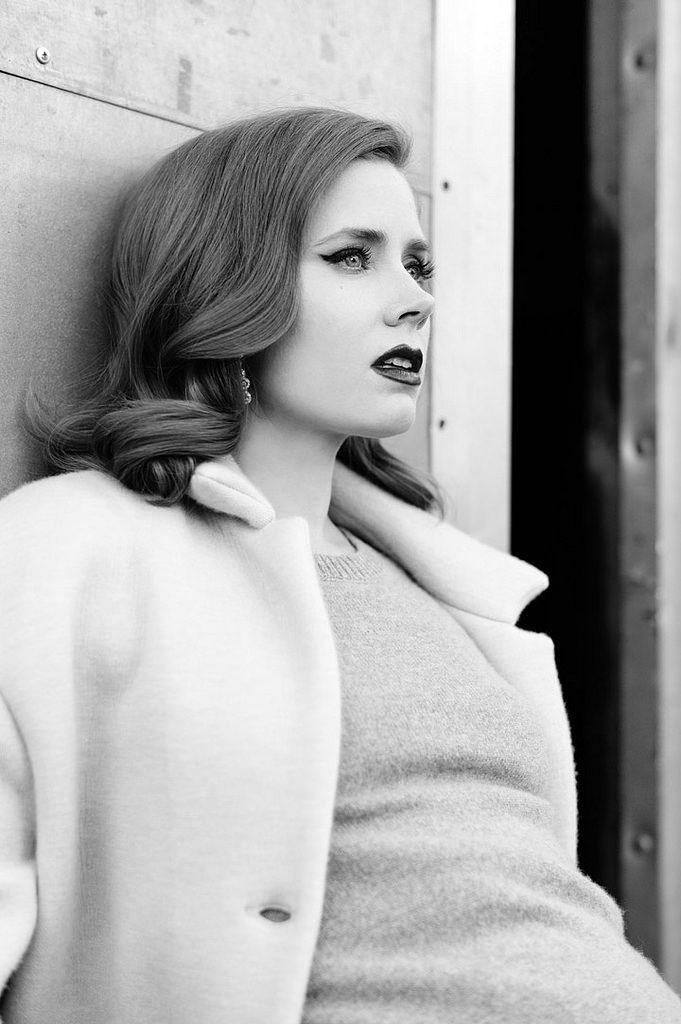 Эми Адамс — Фотосессия для «L'Officiel» 2014 – 1