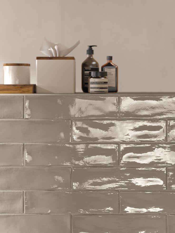#abkemozioni CROSSROAD Brick 7,5x30 cm Sand #ceramics #tiles #floor #floortiles #wall #walltiles #gresporcellanato #porcelainstoneware #design #homedesign #homedecor #bathroom #interiordesign #architecture #creative #madeinitaly #ceramicsofitaly #italiantiles #slabs #supersizeslabs