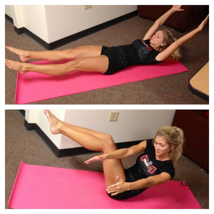 KILLER ABS IN 3 EASY MOVES - FITNESSBARBIE BLOG
