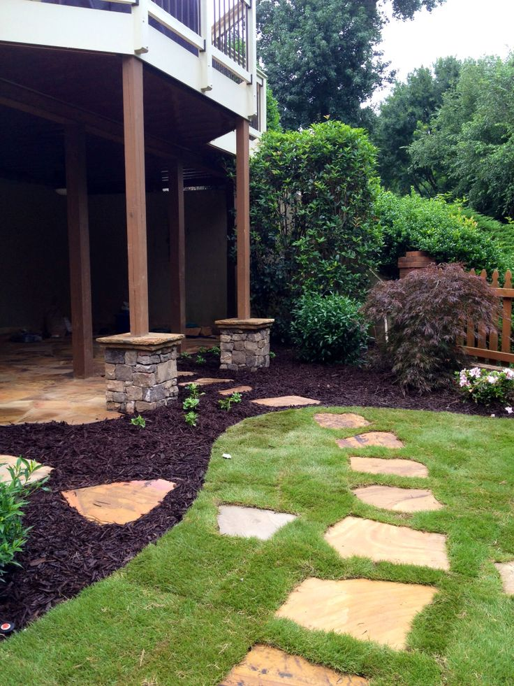 Lanai With Custom Stone Work By Southern Outdoor
