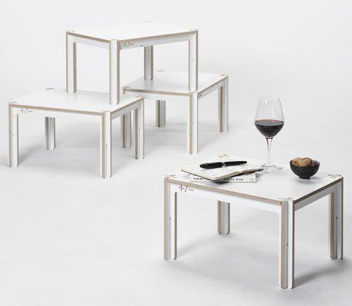 Perfect Minimal Waste + Table By Fraaiheid