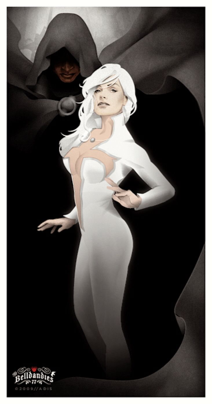 cloak and dagger. by adisTM on @DeviantArt