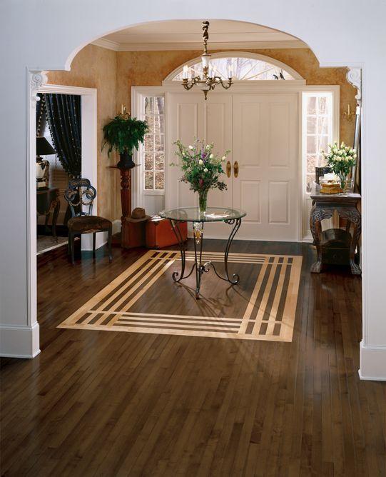 bruce maple cappuccino hardwood floors