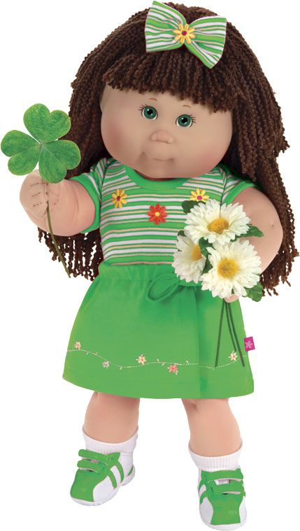 St. Patrick's Day Celebration - Cabbage Patch Kids