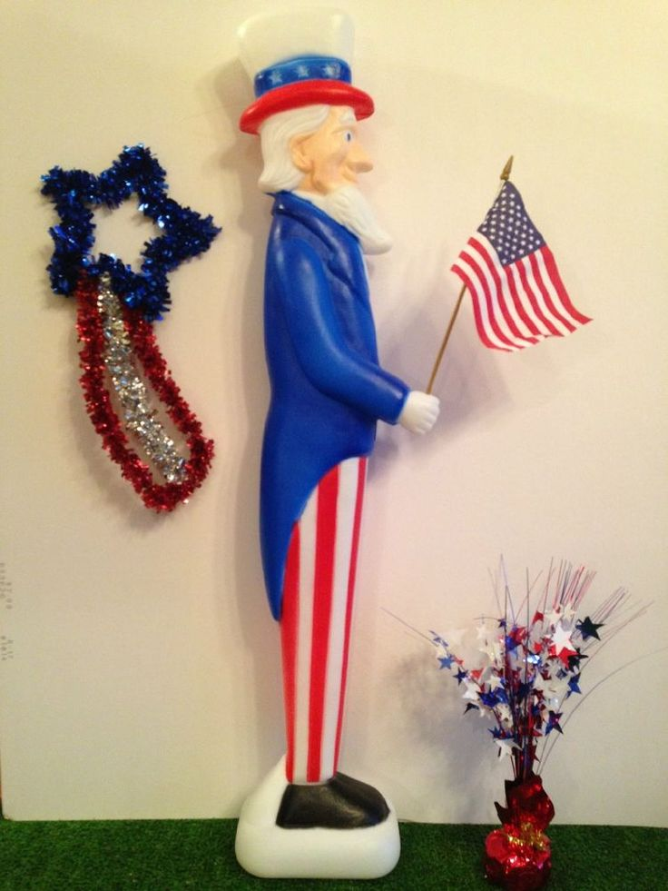 Christmas Blow Molds >> 1000+ images about Blow Molds - Fourth of July, Patriotic ...
