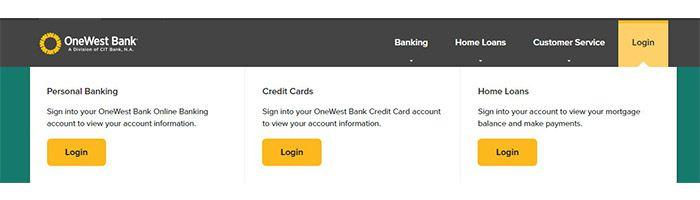 One West Online Banking Login Online Banking Banking Bank